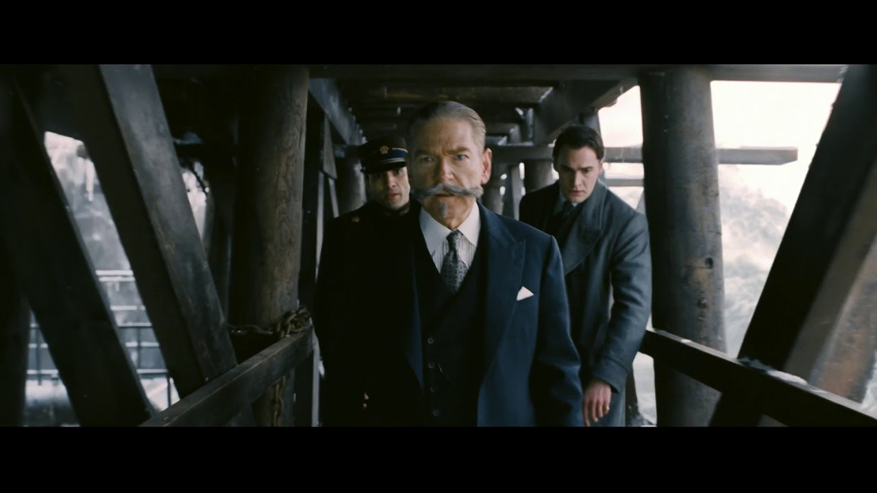 Murder On The Orient Express Exclusive Deleted Scene Youtube