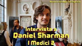 Daniel Sharman, I Medici 2: dal mio Lorenzo il Magnifico a Lucio Dalla