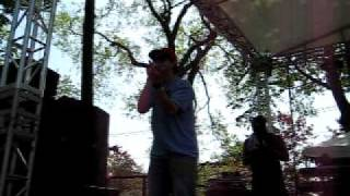 Sam Adams - I Hate College (Remix) LIVE @ Tufts University - Boston, Massachusetts 5/1/2010