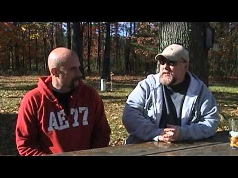 Ben Hamper / Jerry Humphrey Interview   Pt. 1 of 3  (2007)