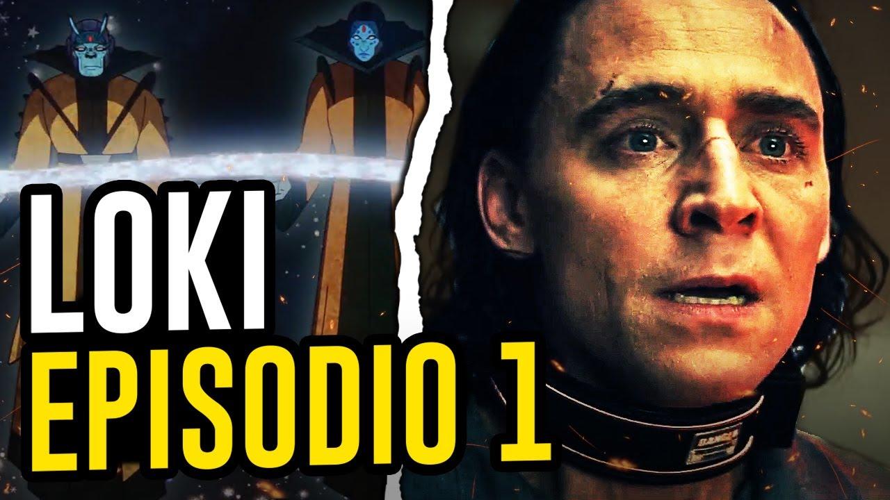 LOKI Episodio 1 confirmó el MULTIVERSO, Dr. Doom y Secret Wars más posibles que nunca, EXPLICACIÓN