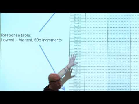 """On Preference Imprecision"" by Chris Starmer (The University of Nottingham)"