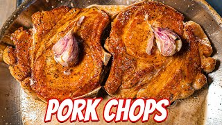 Perfect Pan Fried Pork Chops