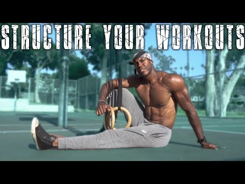 How To Create A Gymnastics Rings Workout Plan
