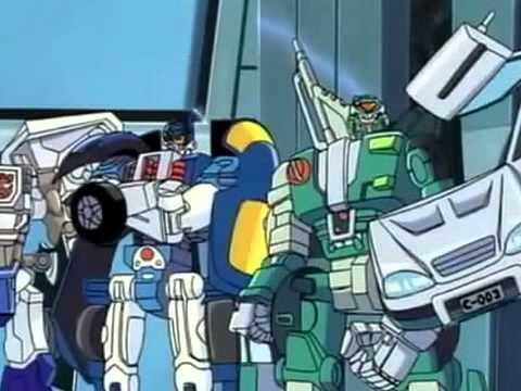 Мультфильм из 90 х про роботов