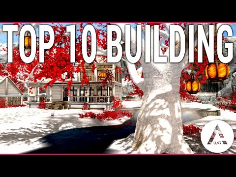 Skyrim Special Edition - Top 10 Building Mods - PlayStation 4 & Xbox 1 Mods