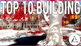 Skyrim Special Edition - Top 10 Building Mods - PlayStation 4 & Xbox 1 Mods