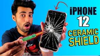 iPhone 12 Ceramic shield Scratch Problem    Explained in Hindi