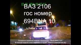 Костанай 2014г. Кустанайский таксист рулит!!! им права выдает!!!