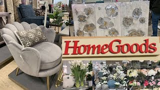 SHOP WITH ME AT 2 DIFFERENT HOME GOODS FOR SPRING DECOR 🏡