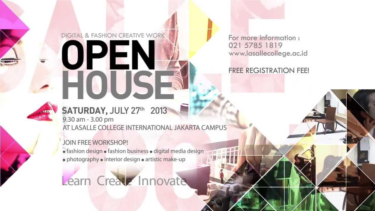 Open House July 27th 2013 LCI Jakarta