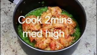 BOAFood: How to make Crawfish Pasta