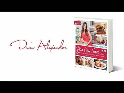 Devin Alexander Discusses Her New Cookbook