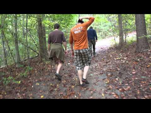 Walk at Mt. Tabor Park II