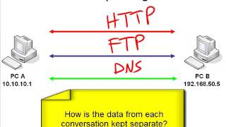 6.Intro to TCP  UDP