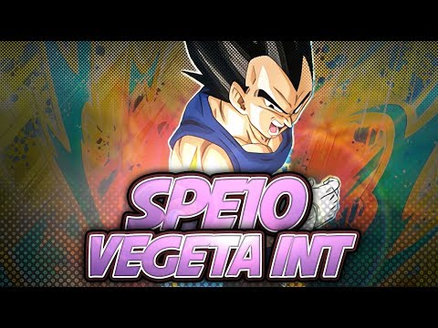 VEGETA INT EST-IL BON EN SPE 10 ? (TEST) - Dokkan Battle