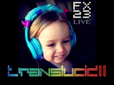 FX23 LIVE @ Translucid 2 (Hitech  Psytrance to Psychedelic Trance 164-155 Bpm)