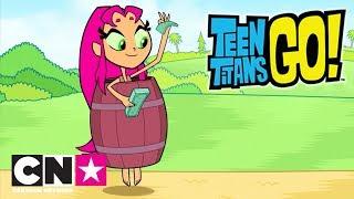 Teen Titans Go! | Hur man tjänar snabba pengar | Svenska Cartoon Network