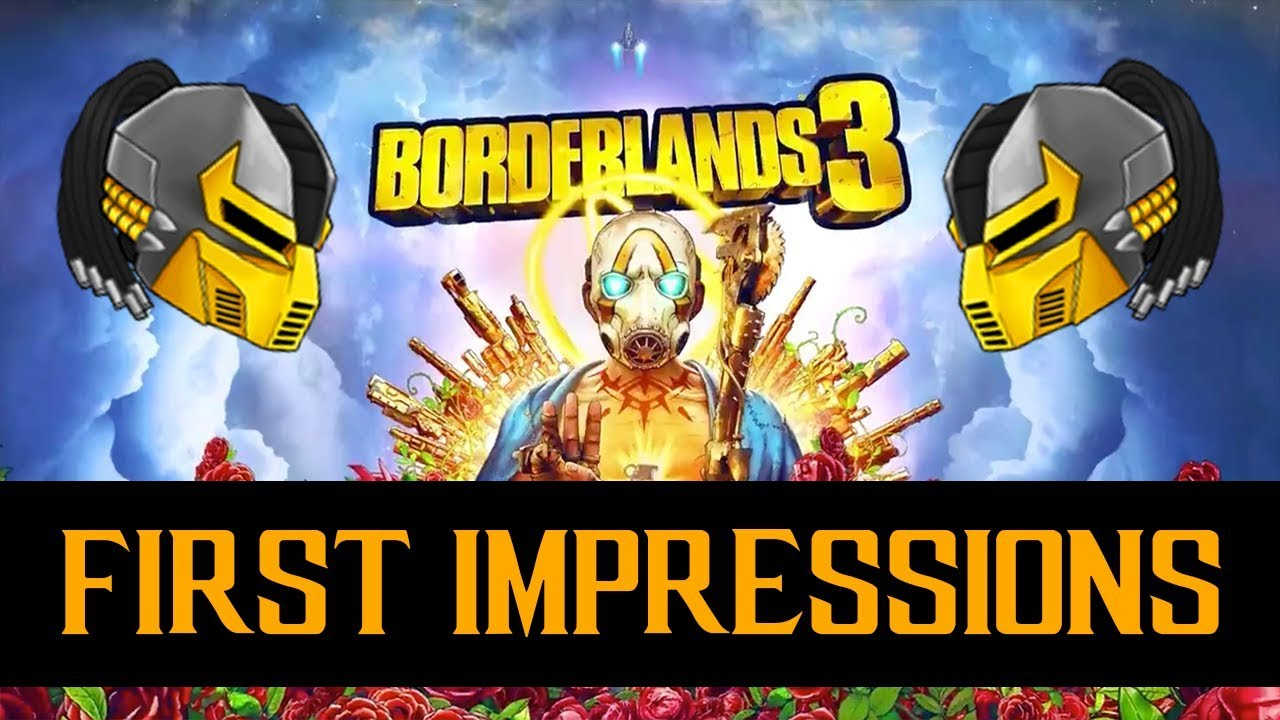 Borderlands 3 - First Impressions with Mustard: Moze Gameplay thumbnail