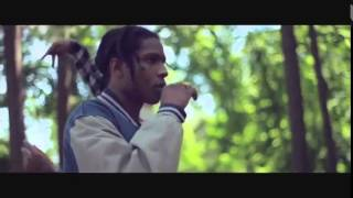 A$AP Rocky - Everyday ft. Rod Stewart, Miguel, Mark Ronson (Official)