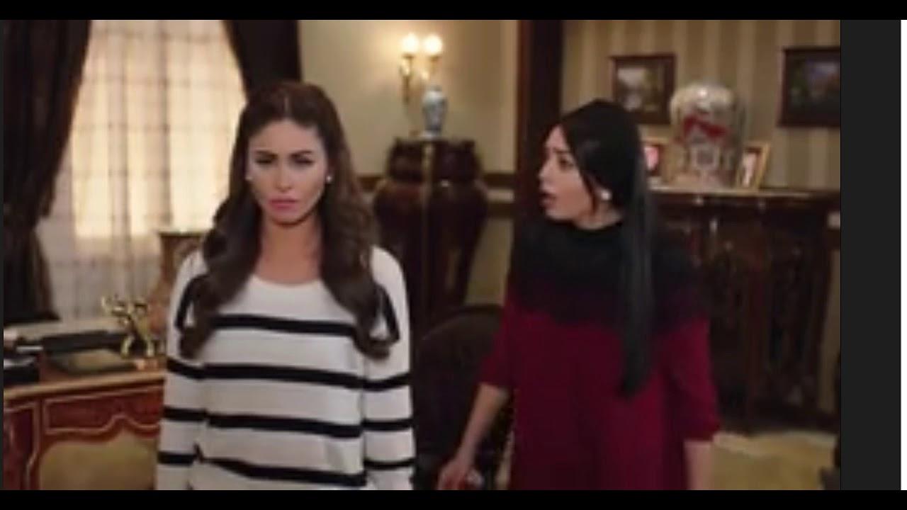 خناقة ندى وشاهيناز في مسلسل ولي العهد Youtube