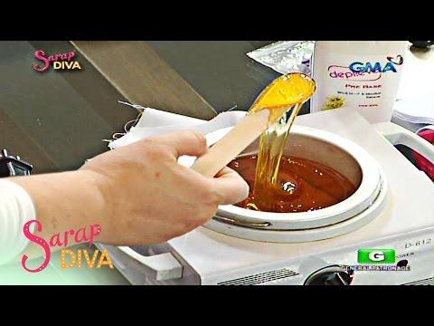 Sarap Diva: Homemade wax for the summer season