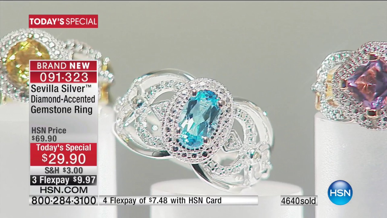 HSN | Jewelry Clearance 12.26.2016 - 01 AM - YouTube