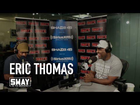 Dr. Eric Thomas Drops Gems of Inspiration with 'Average Skill, Phenomenal Will'