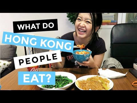What a Local Hong Kong-er Eats in a Day | What Do Hong Kong People Eat? | Common foods, meal & norms