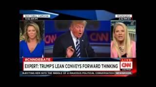 Janine Driver   CNN TV News 9 17 2015 Newsroom