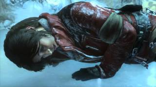 Rise of the tomb Raider- action scene! 1080P