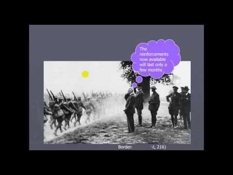 Conscription Crisis in Canada during WW1