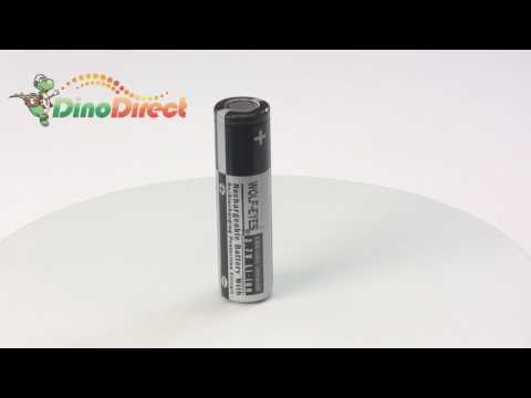 Wolf-eyes LRB168A 3.7V 2600mAH Rechargeable Battery  From Dinodirect.com