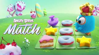Angry Birds Match - Easter Special