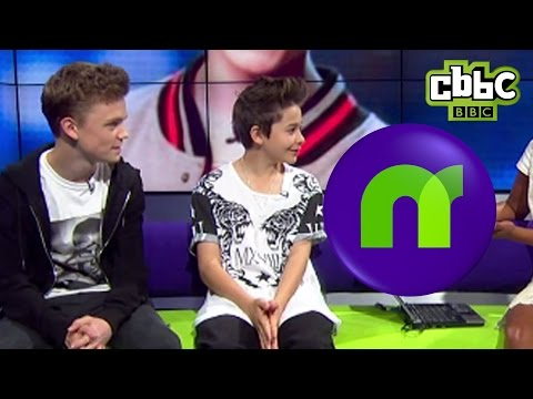 Bars and Melody Songwriting tips on CBBC Newsround