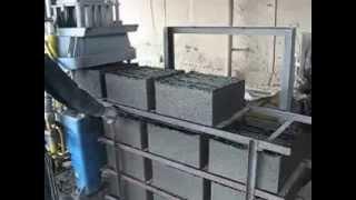 Производство шлакоблоков(Производство шлакоблоков, модернизированный кондор 1., 2013-11-12T14:53:28.000Z)
