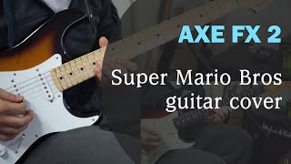 Super Mario Bros guitar cover