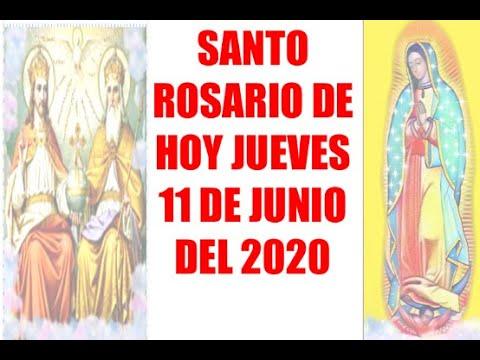 santo-rosario-de-hoy-jueves-11-de-junio-del-2020