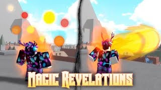 NEW FAIRY TAIL GAME!! | Roblox: Magic Revelations (MR)