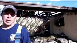 Via Papagayo Structure Fire, Rio Rico AZ