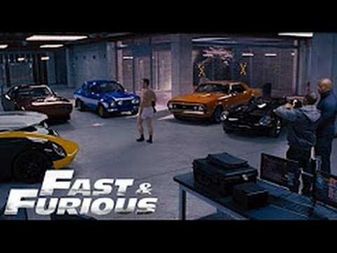 Fast & Furious 6   Car Buying Scene   Funny moment 2013 HD