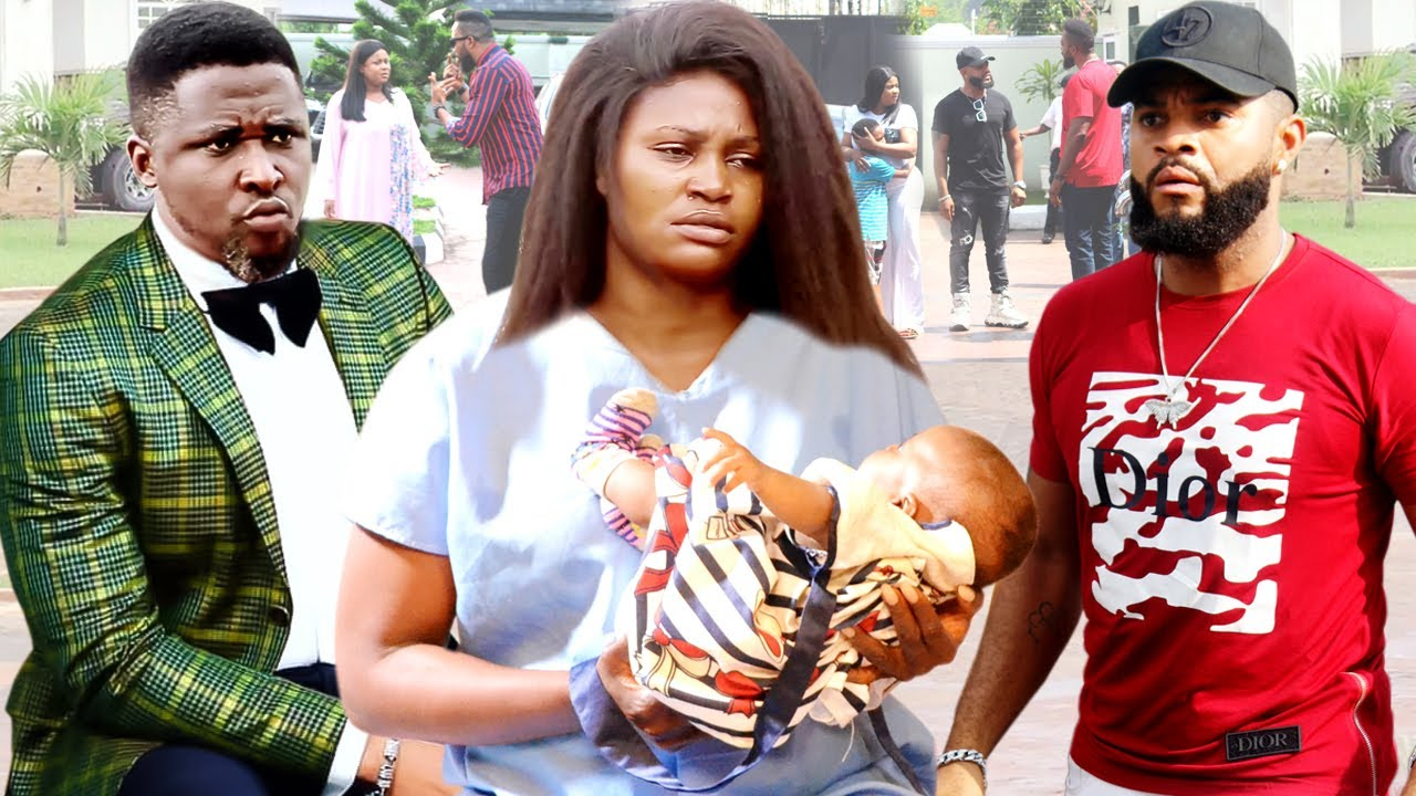 Download (New) TEN YEARS TOO LATE - Watch This Movie Before You Get Married -  2021 Latest Nigerian Movies
