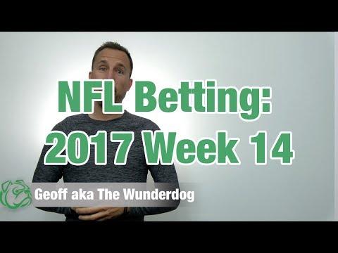 Week 14 NFL Picks 2017