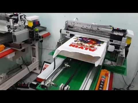 Nhận in Áo thun kỹ thuật số ( kts ) 100% Cotton 0903662770 huong