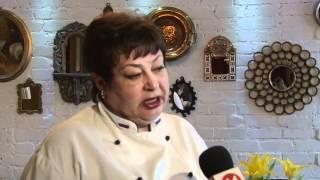 Мастер-класс на кухне ресторана Яр (Воронеж). 11.03.12