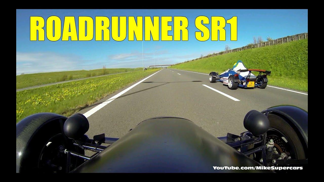 2x Roadrunner Sr1 Streetlegal Single Seater 0 62 Mph In 3 2s