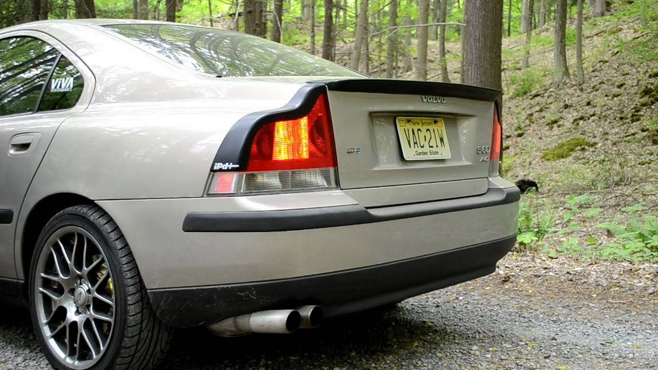 Volvo S60 - OBX DP and Eurosport Tuning R Catback w/ Resonator - YouTube