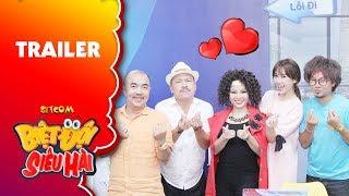 Biệt đội siêu hài | Trailer: Cười lăn lóc cùng Hari Won, Diệu Nhi và dàn diễn viên hot nhất showbiz