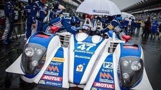 WEC Fuji: Race Day