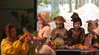 中和格林幼兒學校 讀書會小獅子多多